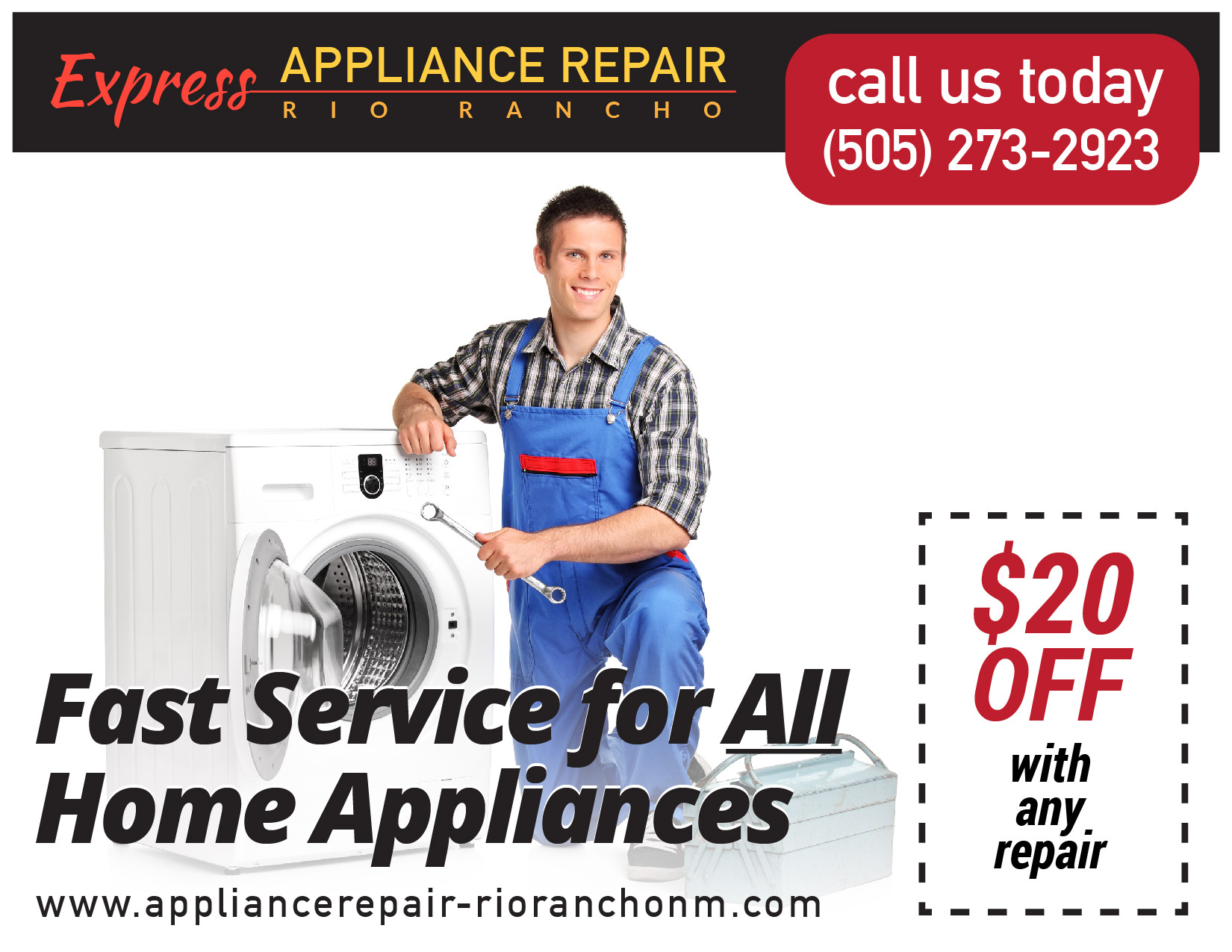 Express appliance repair of rio rancho 505 273 2923 - Home appliances that we thought ...